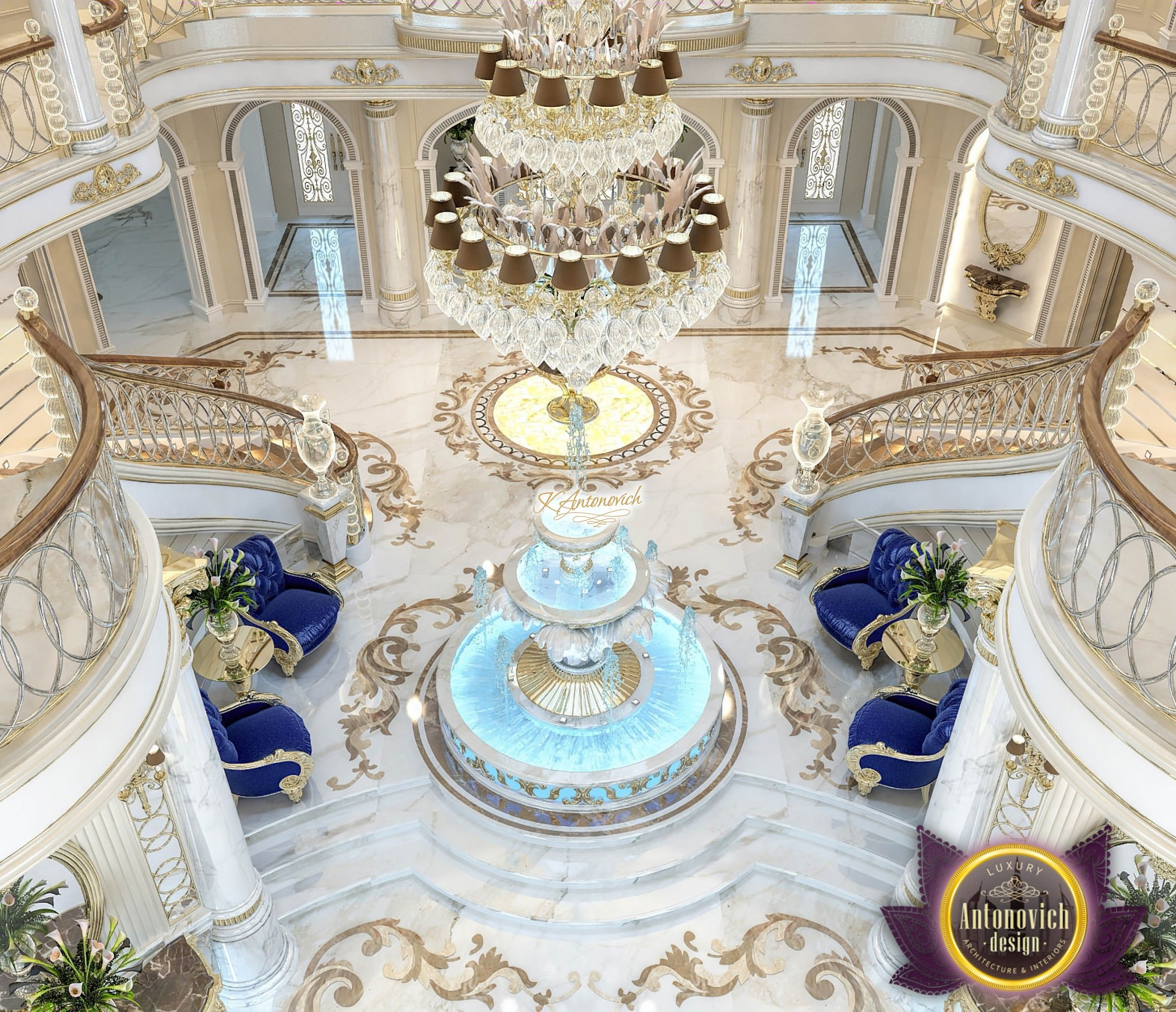 Royal Living Room Interior Hall Interior Design Luxury Mansions Interior Luxury Homes Dream Houses