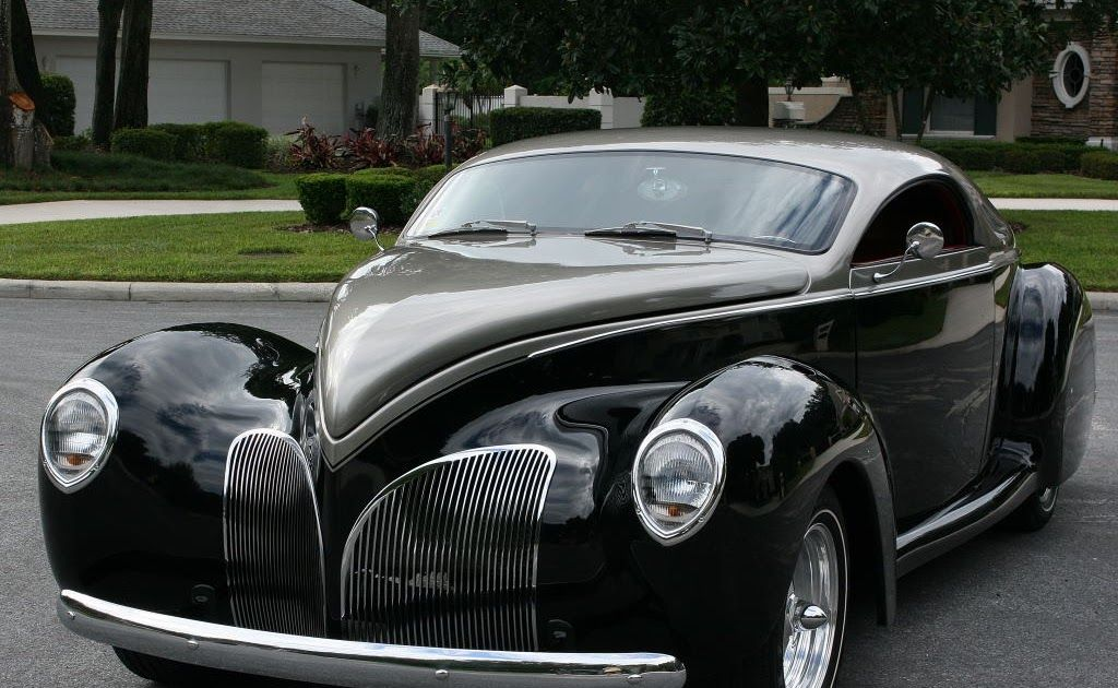 Hot Rods 1939 Lincoln Zephyr Coupe 1939 Lincoln Mkz Zephyr Zephyr Hot Rod Coupe Lincoln Zephyr Classic Cars Cars For Sale