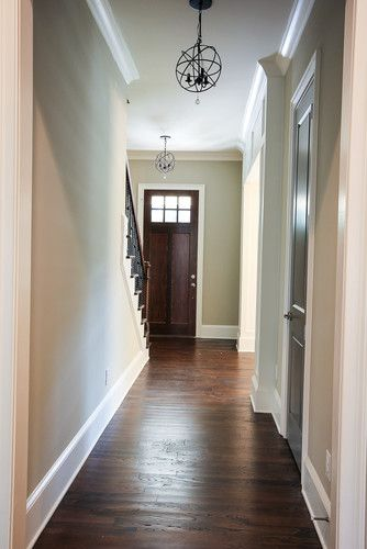 1 Contemporary Hallway Light Fixture Atlanta