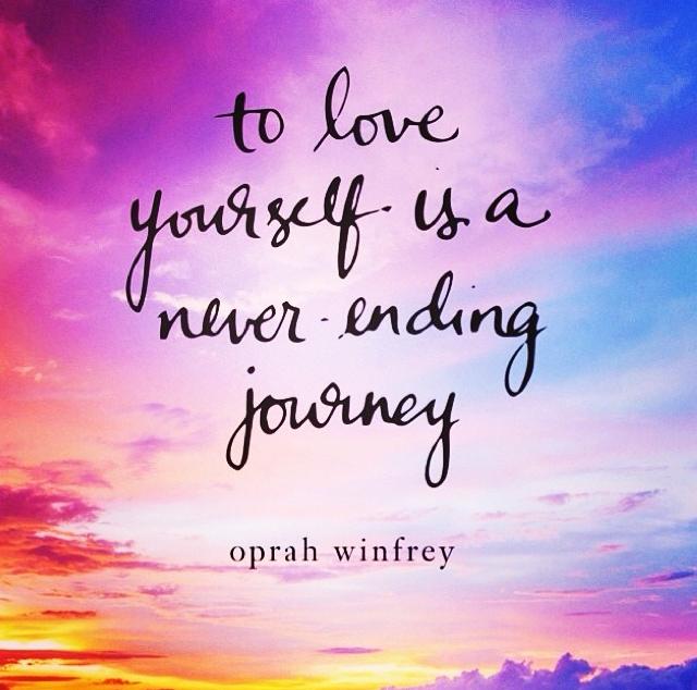 Love Yourself Journey Was Ist Das