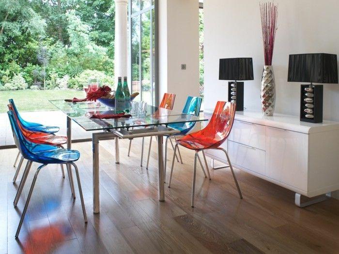 Esszimmerstühle Wohnideen Einrichtungsbeispiele Deko Ideen ... Einrichtungsbeispiele Modern Design