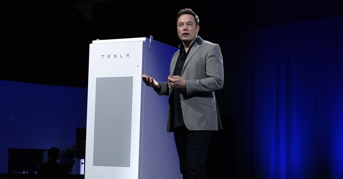 Elon musk bets he can fix australias energy issue in 100