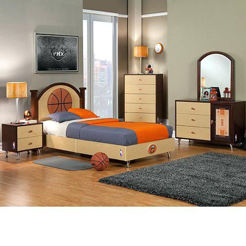 girls bedroom in a box basketball phoenix suns bedroom in a box ...