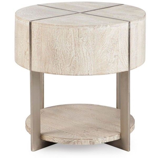 Clifton Round Coffee Table 799 Liked On Polyvore
