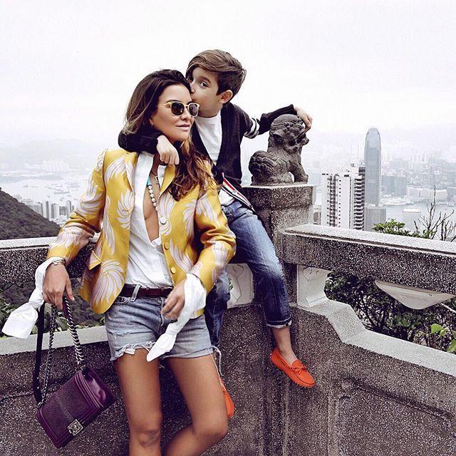 Hong Kong Lookout // #onaquest #LFAMtravels #worldwanderers #catchusifyoucan #HK @jennikaphoto