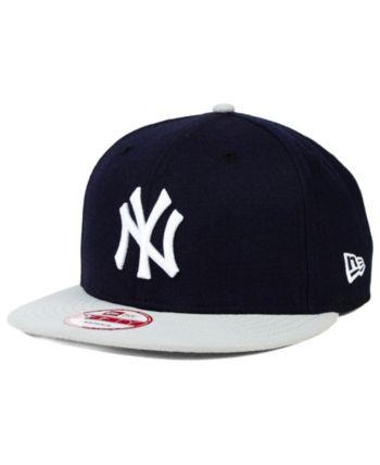 brand new bd41b fd2b8 New Era New York Yankees 9FIFTY Snapback Cap - Blue Adjustable