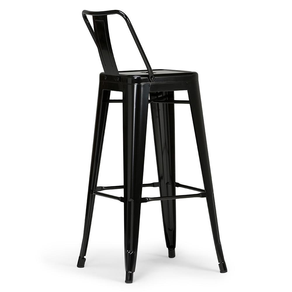 Rayne 30 Inch Metal Bar Stool Set Of 2 Metal Bar Stools Bar Stools Stool 30 inch metal bar stools