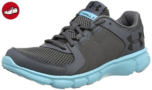 Under Armour Damen Ua W Thrill 2 Laufschuhe, Grau (Rhino Gray 076),