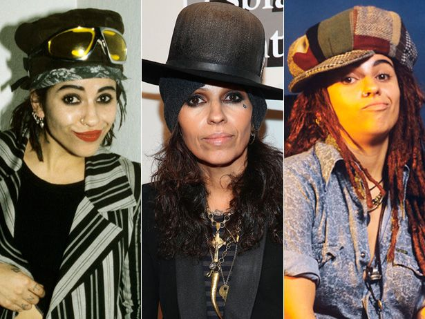 Hats Off To Linda Perry S Style Punk Fashion Style Reality Tv