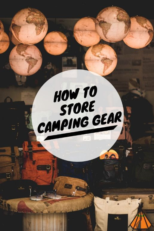 Photo of How To Store Camping Gear (In 6 Easy Steps)