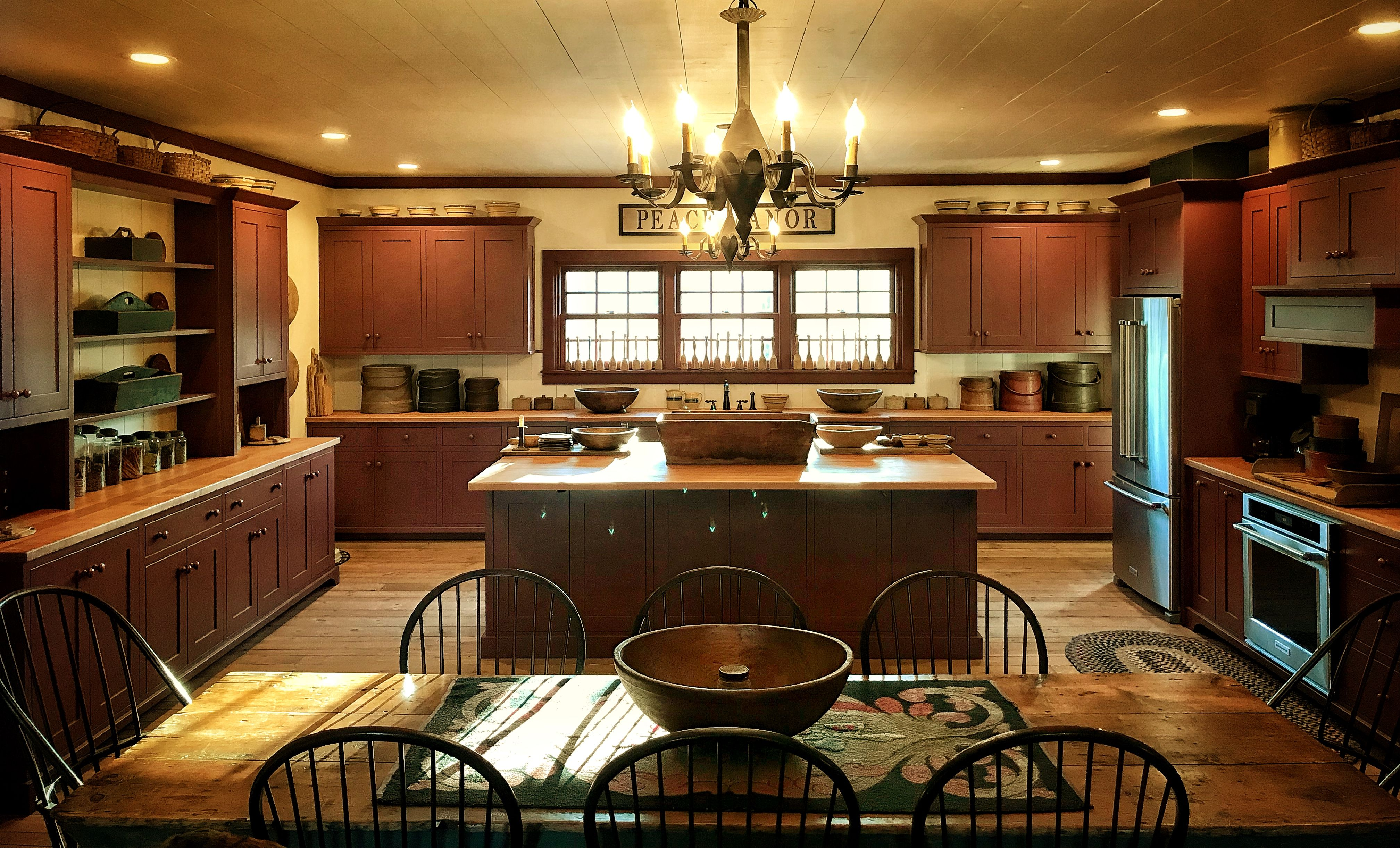 Primitive kitchen home matters in pinterest