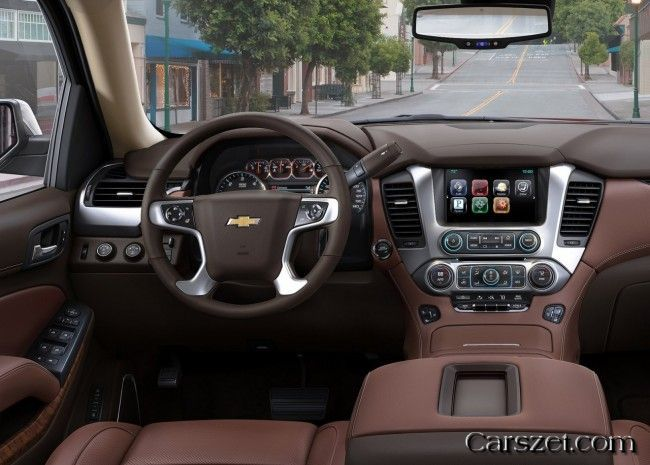 New 2018 2019 Chevrolet Tahoe Will Begin In September Chevy Suv Tahoe Chevrolet Tahoe