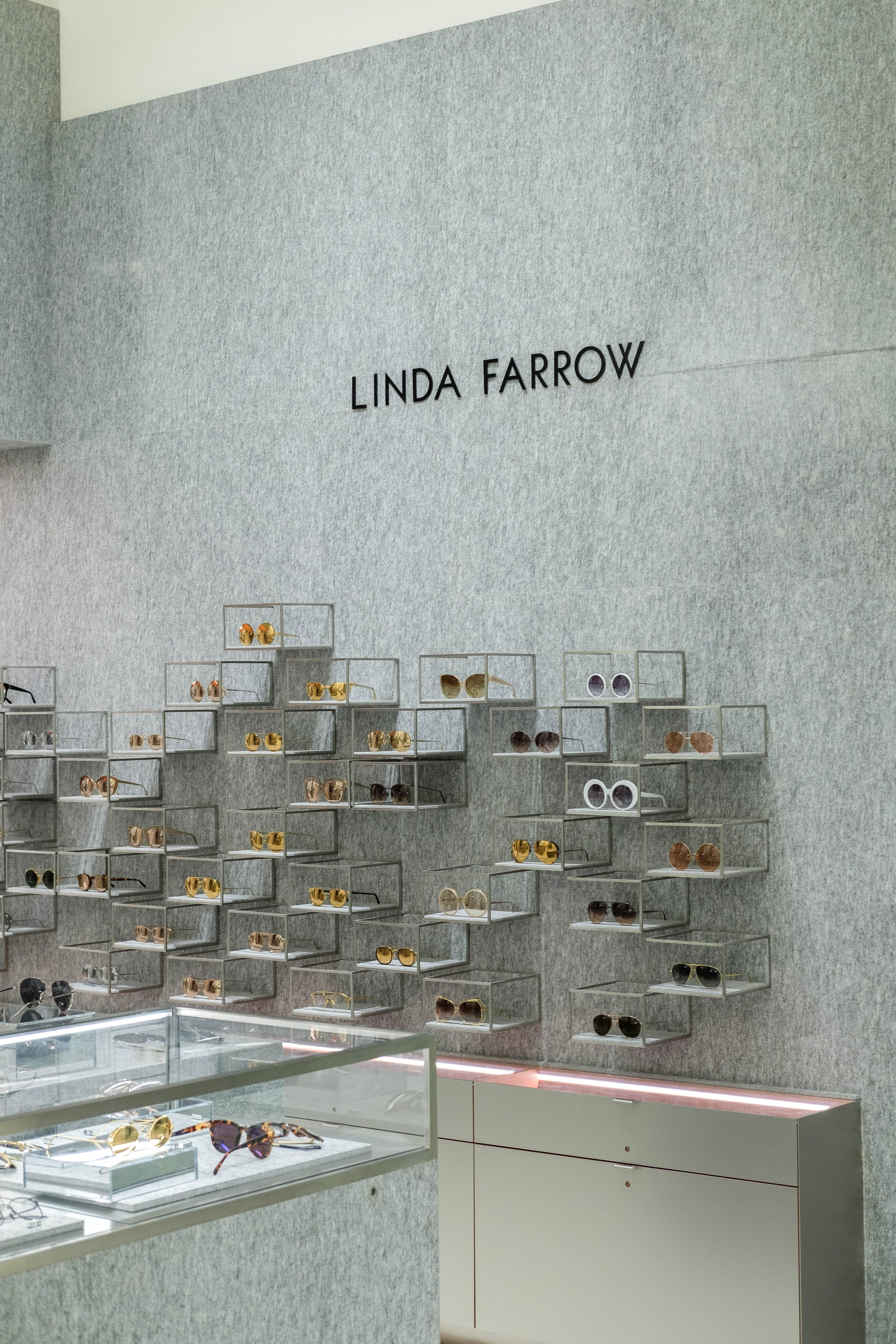 c388eb4bc22 ... Stores by Linda Farrow.   LFstore  Come and visit our newly opened  space at Selfridges (London