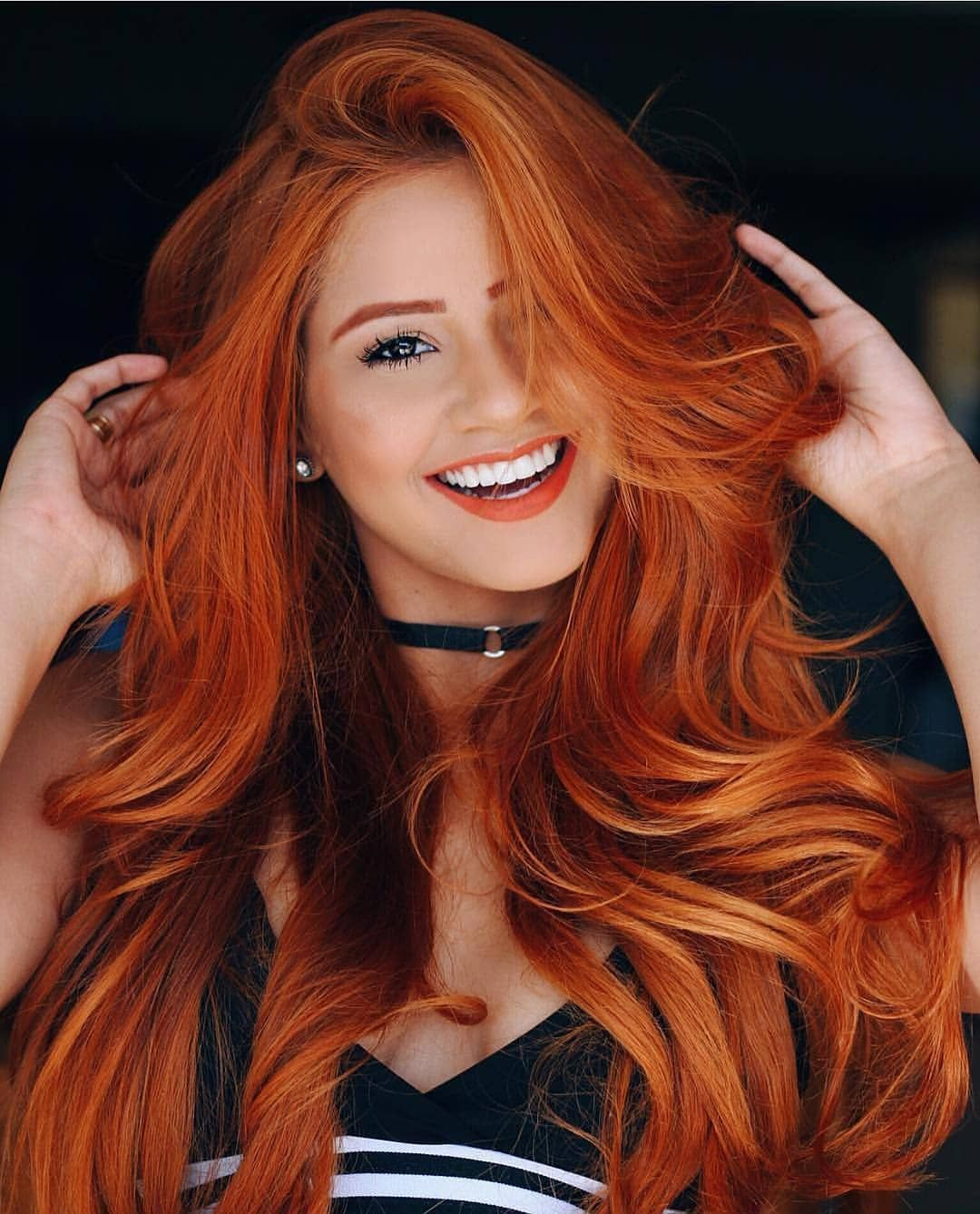 9 858 Likes 94 Comments Yvonne Caandyvonnee On Instagram Miami We Were Long Over Due Red Haired Beauty Ginger Hair Color Girls With Red Hair