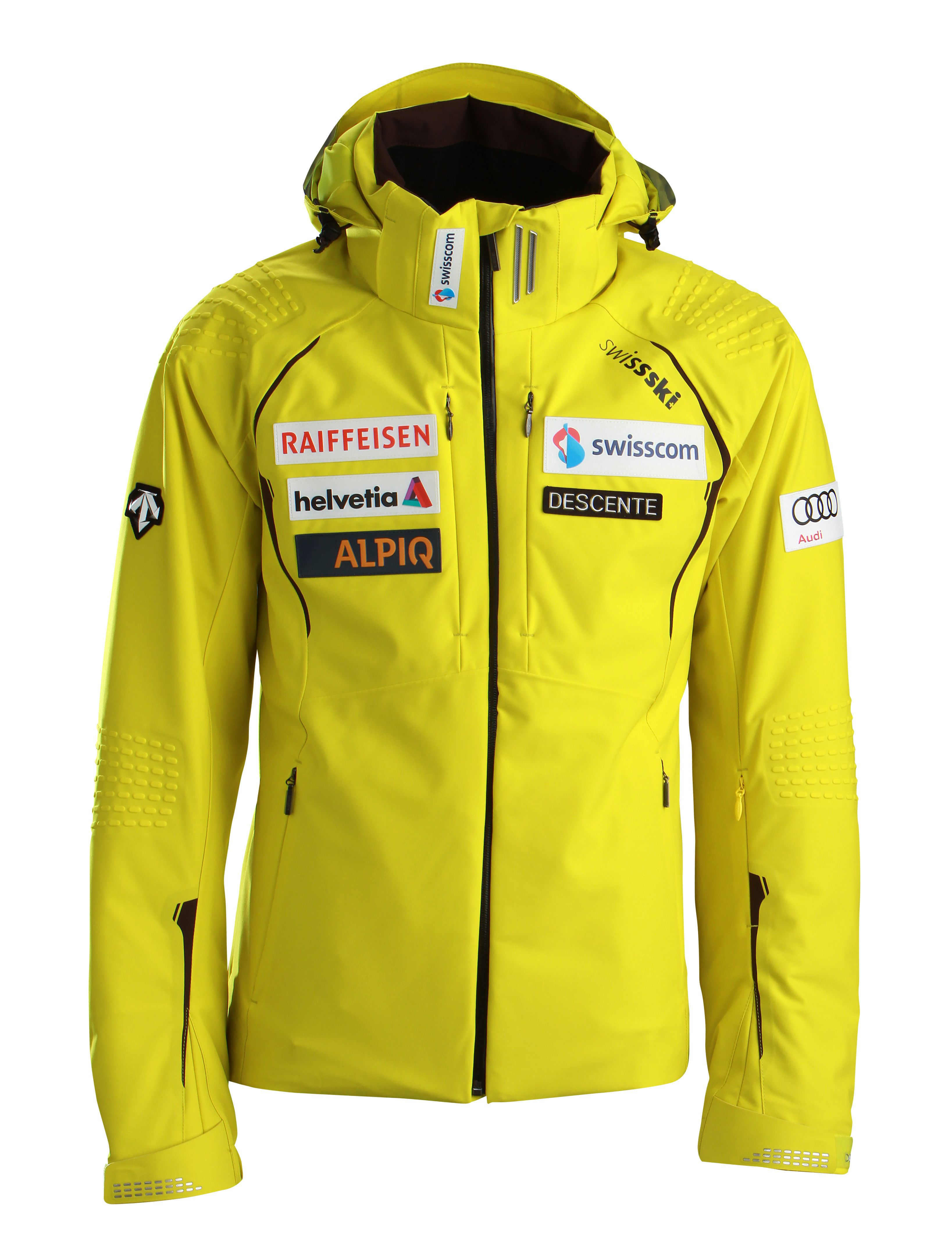 37887572a Descente s Swiss World Cup Replica Jacket is exactly that. Worn by the  Swiss Alpine team