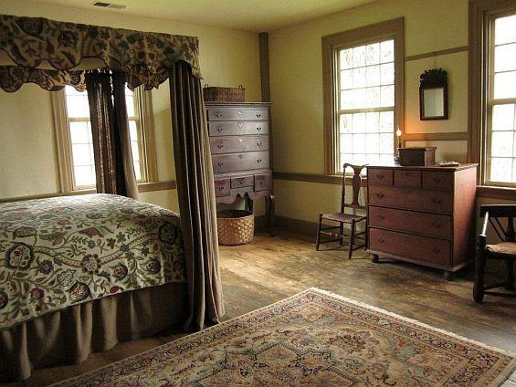 Historic House Blog Museum Caliber Abner Richmond