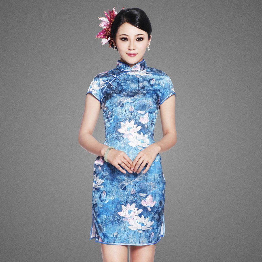 cheongsam chinese qipao diy sewing pinterest