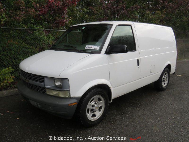 2005 Chevrolet Astro Van Chevrolet Astro Astro Van Van