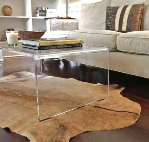 Table Basse En Verre Confort Maximal Dans Salon 26 Photos