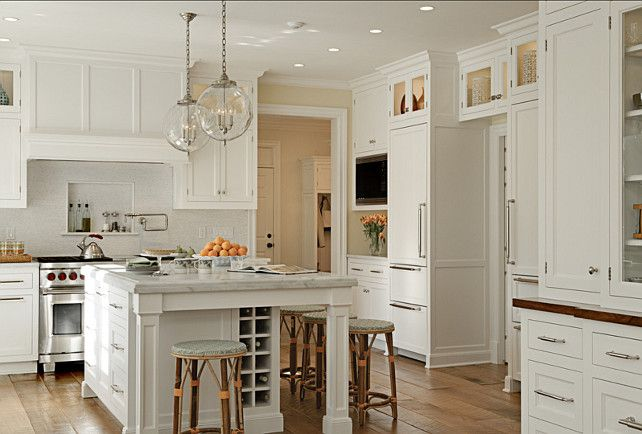 "Kitchen Cabinet Paint Color Is ""Benjamin Moore CC-20"