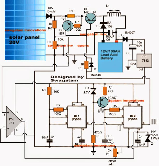 How To Make A Solar Panel Optimizer Circuit V 2020 G Solnechnaya Energiya Alternativnaya Energiya