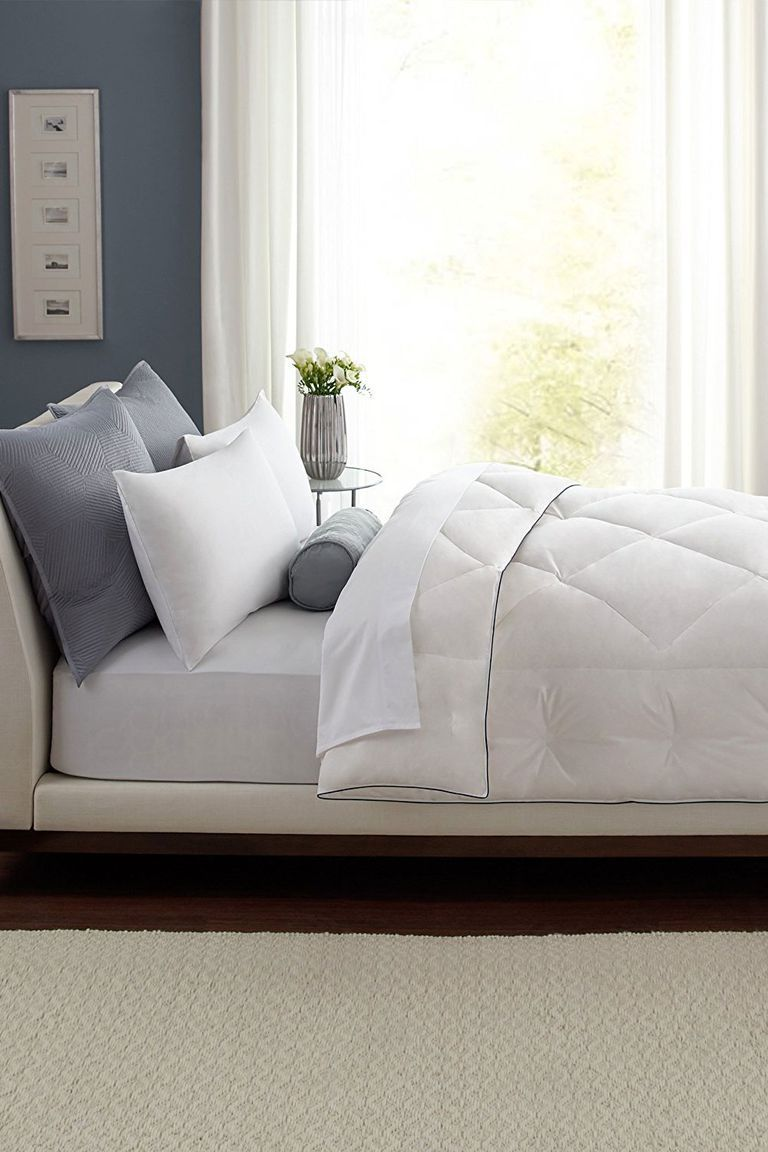 The Company Store White Bay Down Comforter Down Comforter
