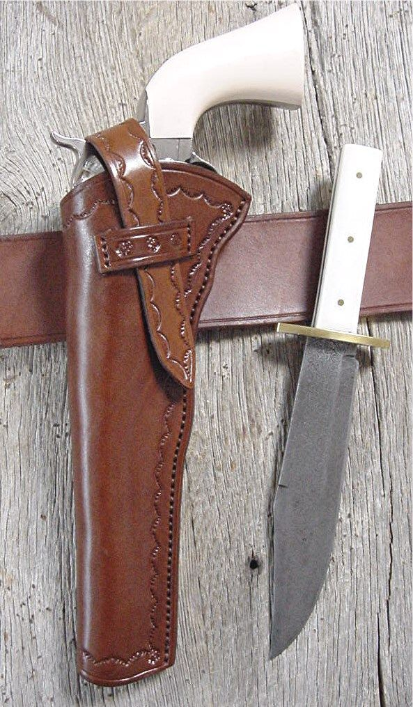 Western Leather Holsters | Old West Leather, Buckles, Cowboy