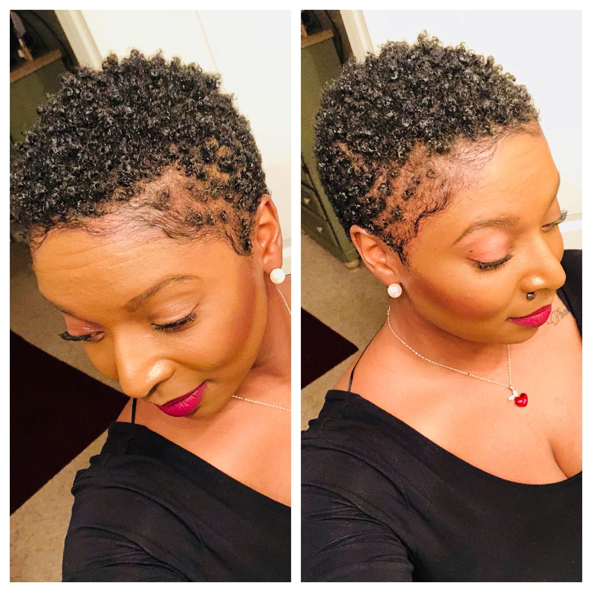 Twa 3 5 Month Post Big Chop Natural Hair Styles Short Natural Haircuts Short Natural Hair Styles