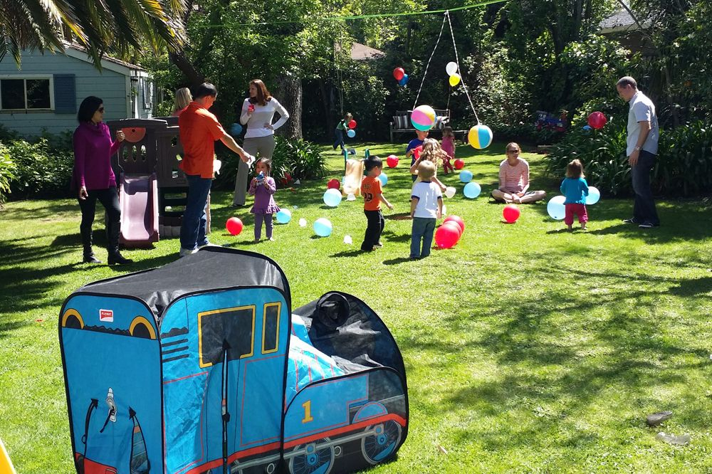 Amazing Thomas The Train Kids Birthday Party By Cherry On Top Parties Decorations Activities