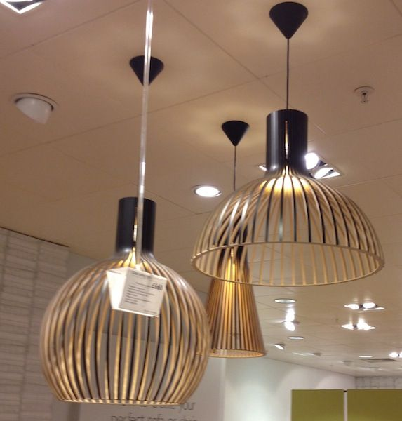 Secto Octo Ceiling Ight, John Lewis Lighting Department