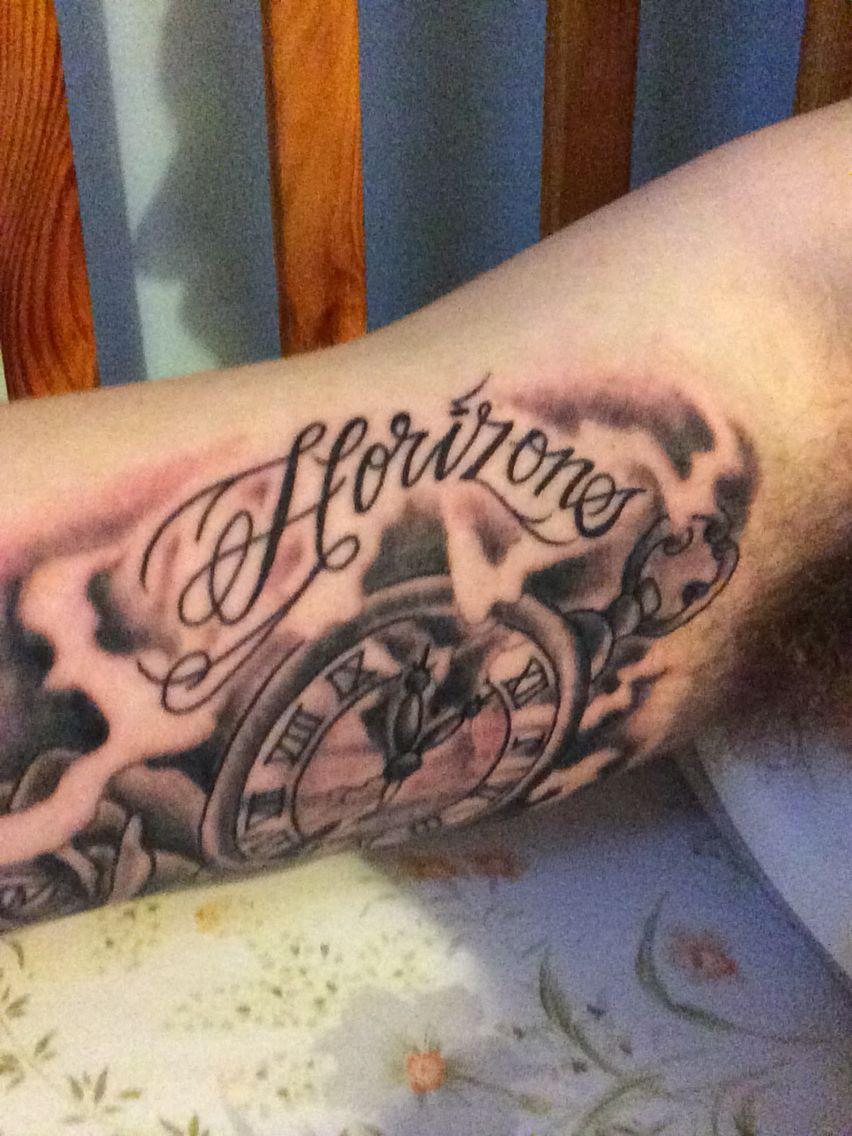Parkway Drive Tattoo