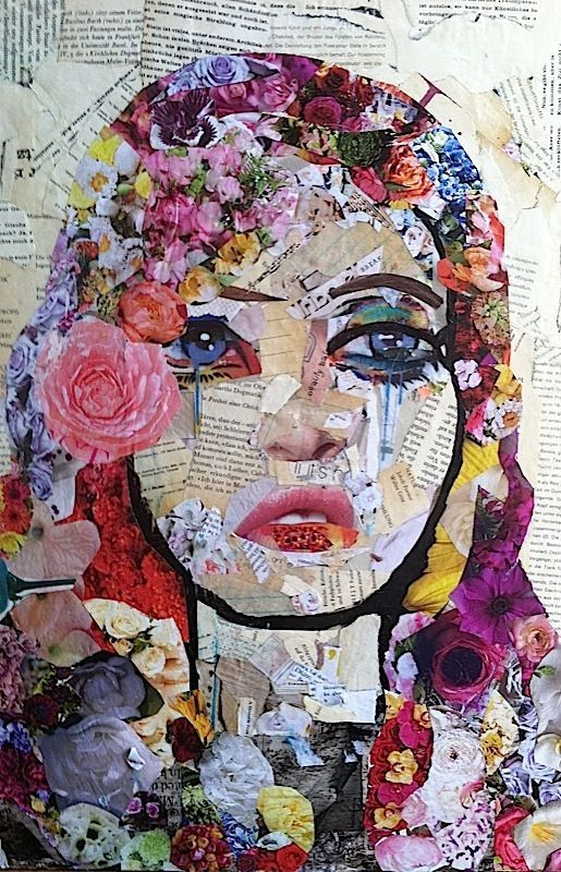Collage Garage by Katy Hirschfeld ~ It's Droolworthy ...