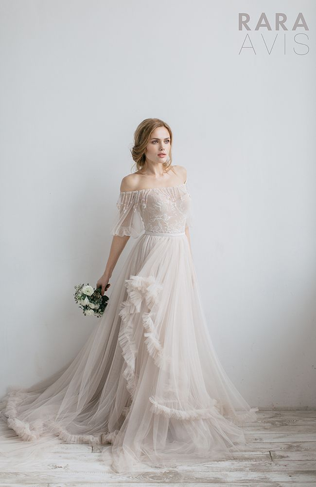 Dreamy Romantic Rara Avis Wedding Bloom Collection ...