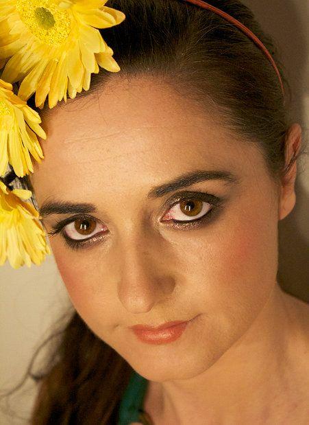 """Sophie Make Up & Cía. Maquillaje de primavera para el concurso """"San Valentin"""" de Arteness"""