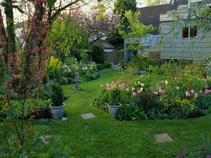 Gestalten Sie Ihren Garten mit Garten.de | Außenanlage | Pinterest ...