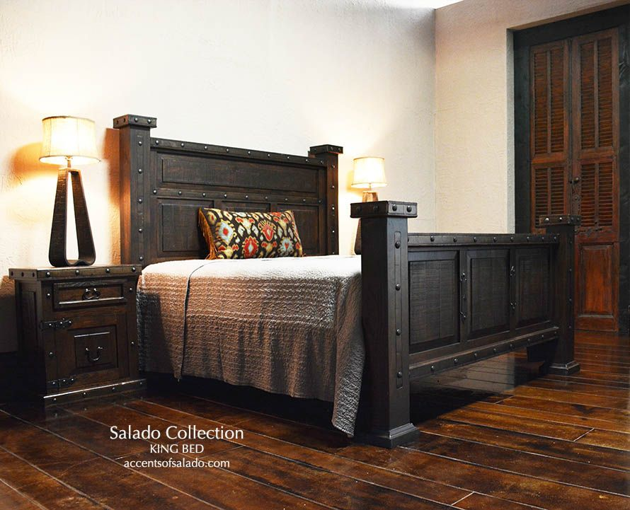 Southwest Bedroom Furniture @ Accents of Salado | Southwest ...