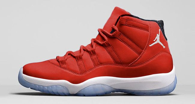 7ef92a486d28d1 Air Jordan 11 Red Holiday 2017 Release Date | J Walker | Jordans ...