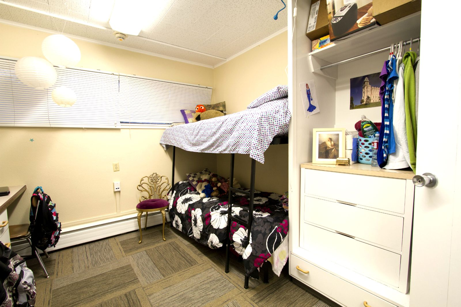 Here's A Look At Your Bedroom In Moen, Greaves And Reeder