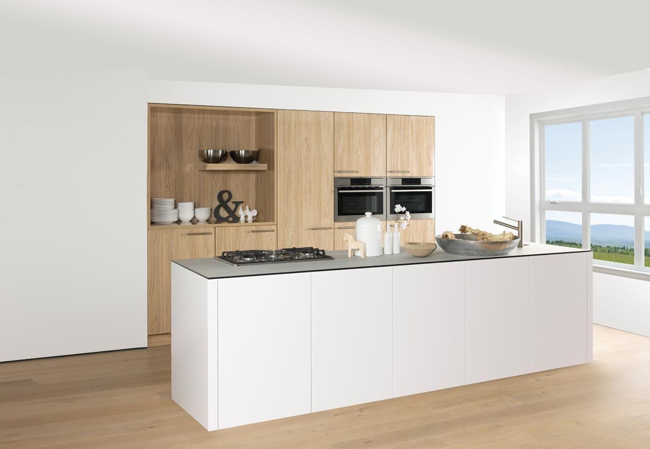 Witte Keuken Sfeer : Gezelligheid en sfeer kies een keuken met kookeiland nieuws