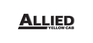 Allied yellow cab provides yellow cab taxi transportation