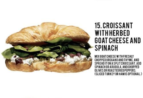 Farewell letter from | Gourmet sandwiches, Food recipes ...