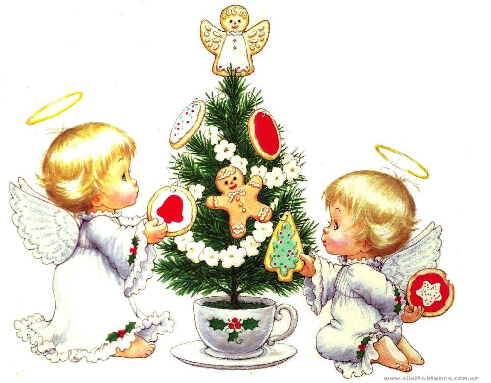 Imagenes De Angelitos Navidenos.Angelitos Navidenos Angeles Imagenes De Navidad