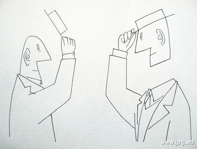 Image result for saul steinberg