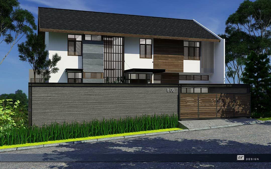 Art Arsitektur Desain Design Home Archdaily Rumah