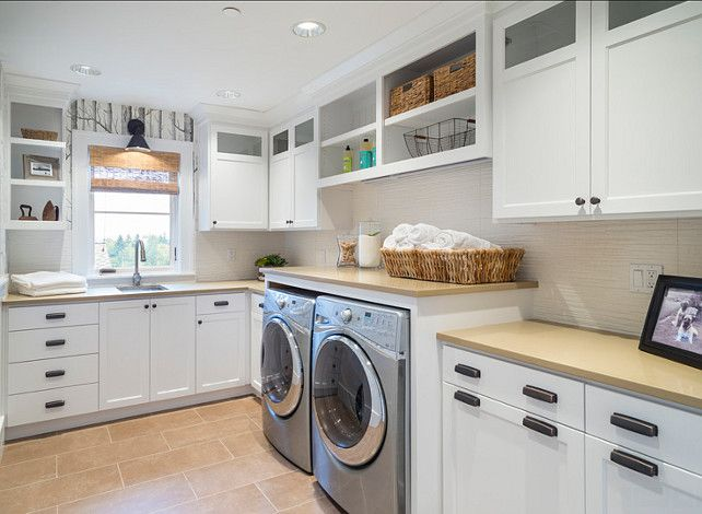 Laundry Room Ideas Laundry Room Cabinet Ideas This laundry room