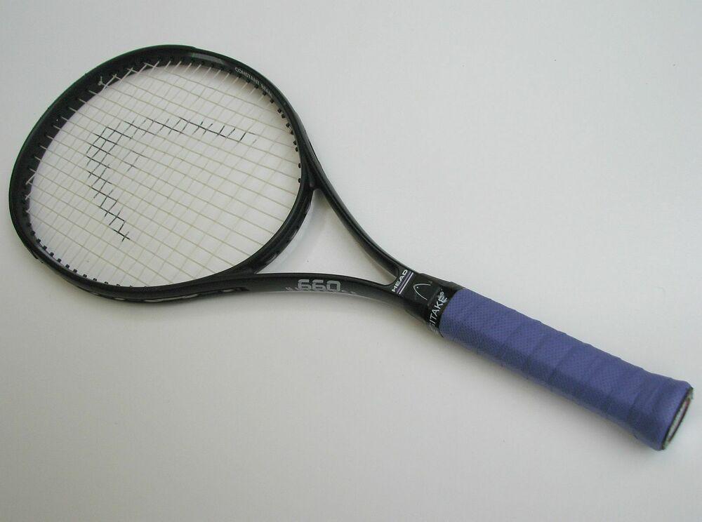 Head 660 Universe Constant Beam Tennis Racquet 4 1 2 Head Tennis Racquet Tennis Tennis Racquet Bag