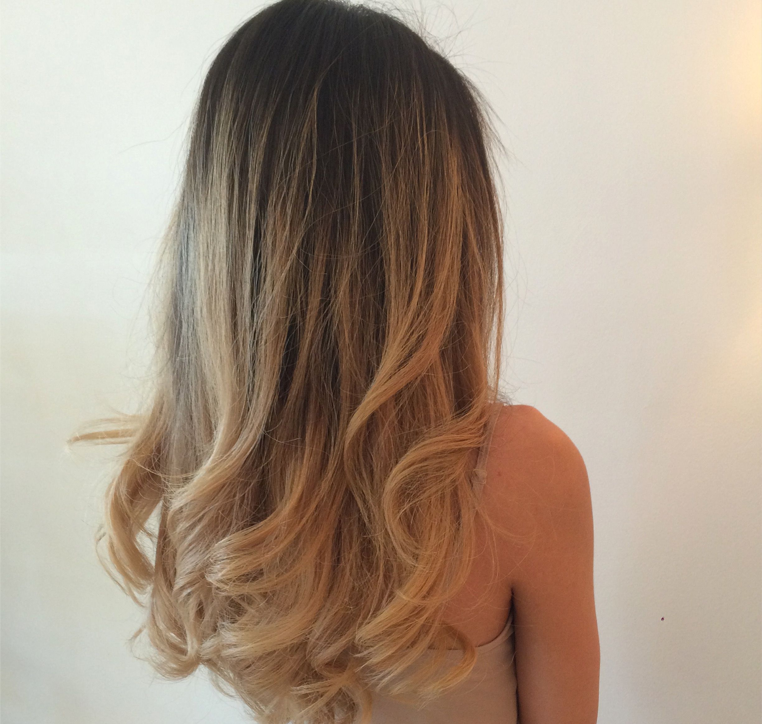 A perfect Flirtini = just a touch of fun curl By Denise at The