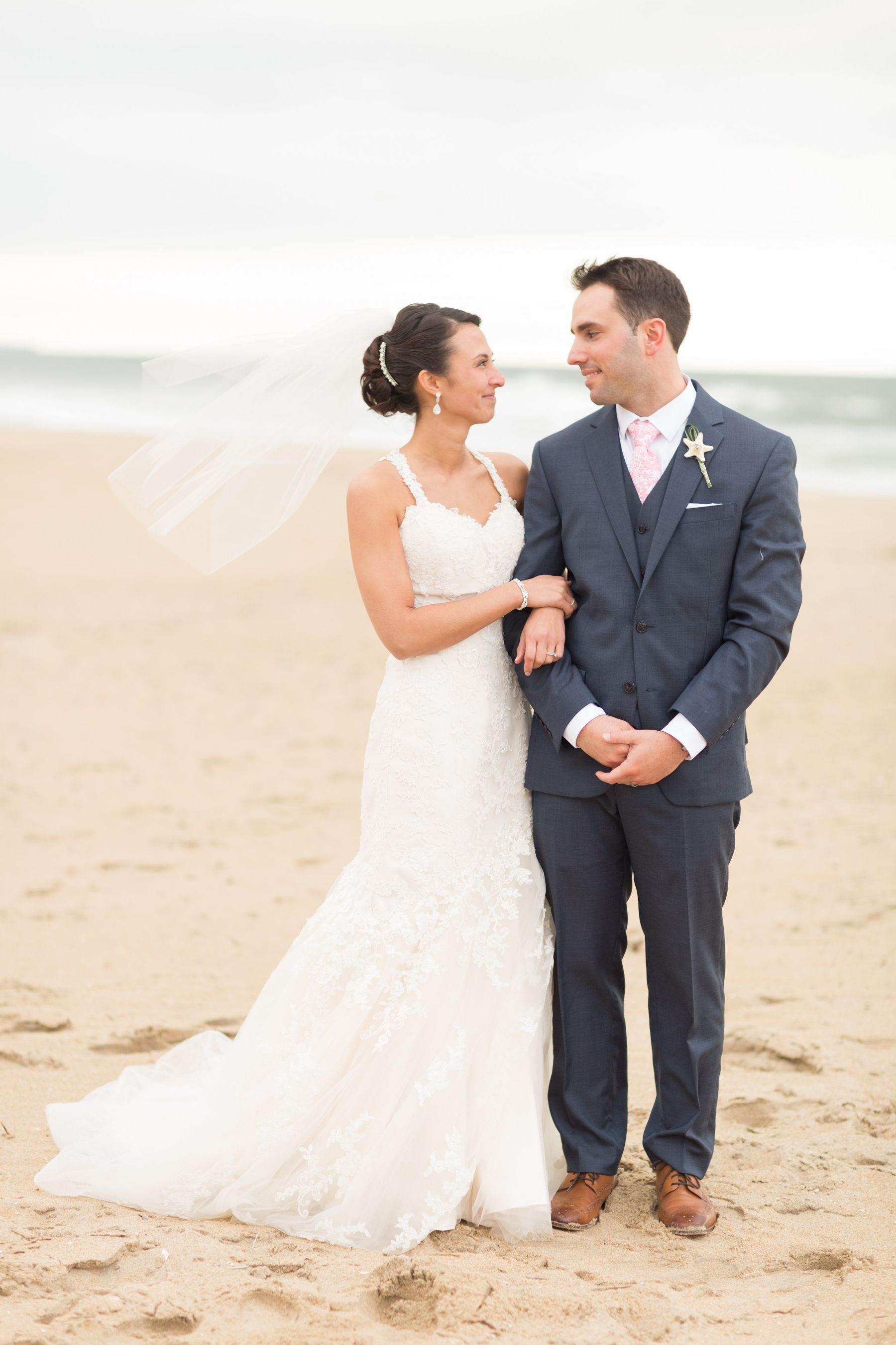 Shifting Sands Wedding in Virginia Beach Wedding sand