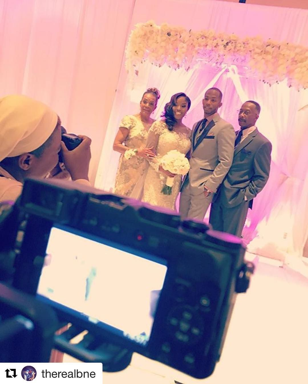 Behind the scenes with pinxit repost therealbne congrats to the