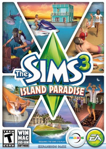 New adventures await your Sims on the sunny shores and beneath the glistening water of an island paradise! From exploring the tropical isles to creating a five-star resort experience, your Sims can decide to embark on an unforgettable journey or make themselves a new home in this new utopia.